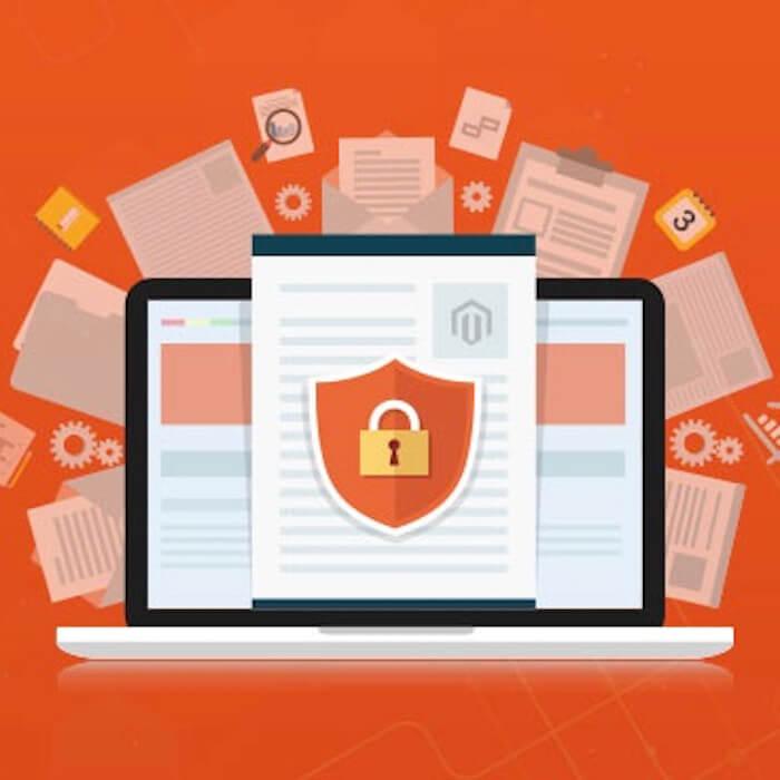 MAGENTO je bezpečná platforma elektronického obchodu