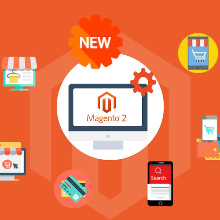 MAGENTO je veľmi flexibilná platforma elektronického obchodu